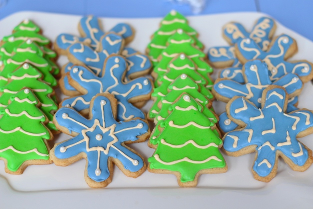Spice Sugar Cookies